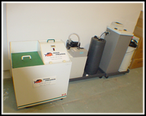 Silver Piranha Recycling carries a line of new and refurbished silver recovery pumping stations